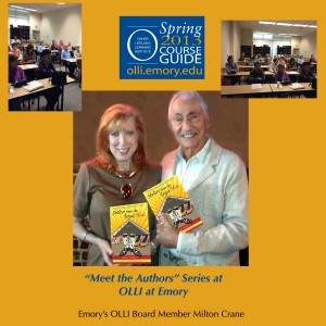 "Bobbi Kornblit was feature in the ""Meet the Author Series"" at Emory's OLLI."