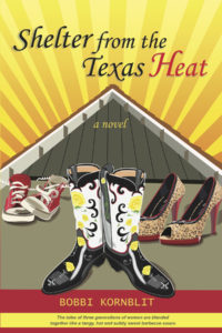 Bobbi Kornblit Shelter-from-the-Texas-Heat-Book-Cover